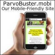 ParvoBuster.mobi - Our New Mobile-Friendly Site